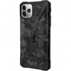 Чехол UAG Pathfinder SE Camo для iPhone 11  чёрный Midnight