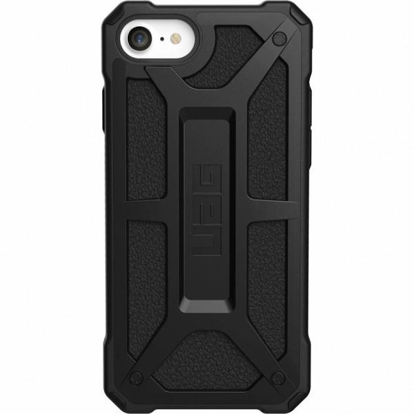 Чехол UAG Monarch Series Case для iPhone iPhone 7/8/SE 2 2020 чёрный (Black)