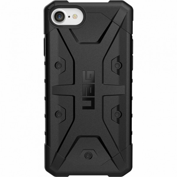 Чехол UAG Pathfinder Series Case для iPhone iPhone 7/8/SE 2 2020 чёрный (Black)