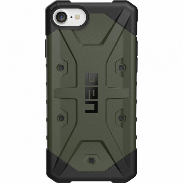 Чехол UAG Pathfinder Series Case для iPhone iPhone 7/8/SE 2 2020 оливковый (Olive Drab)