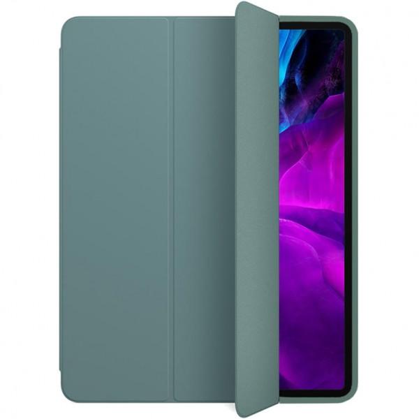 Чехол Smart Case для Apple iPad Pro 11 2020 темно зеленый