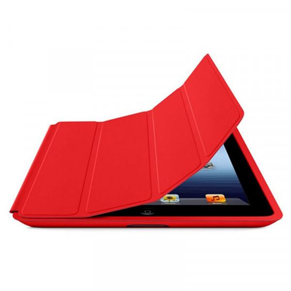 Чехол Smart Case для iPad 2/3/4 красный