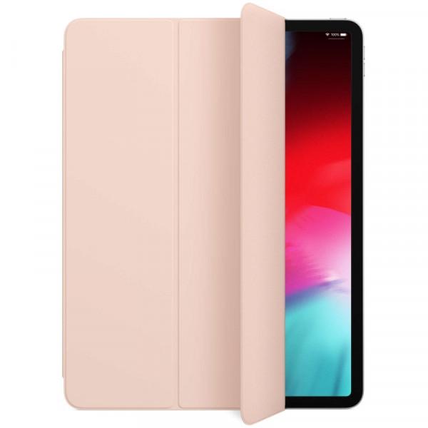 Чехол книжка Smart Case для Apple iPad Air 2 бежевый эко кожа