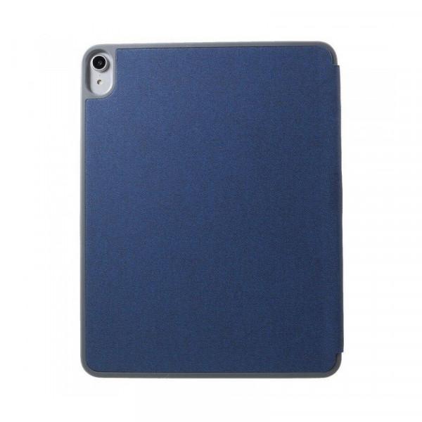 Чехол-накладка Mutural Cover для iPad 10.2 тёмно-синий