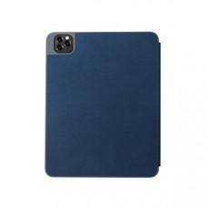 Чехол-накладка Mutural для планшетов Apple iPad 12.9 2020 синий