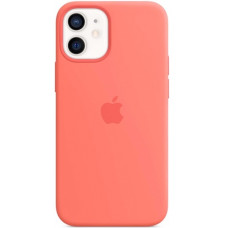 Чехол Apple Silicone MagSafe для iPhone 12 mini Pink Citrus
