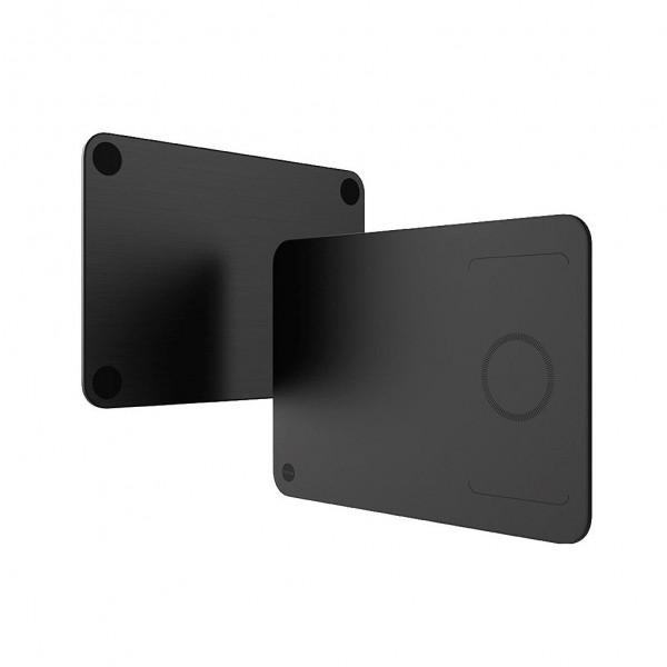 Коврик для мыши Xiaomi MIIIW Wireless Charging Mouse Pad с беспроводной зарядкой (M07) (черный)
