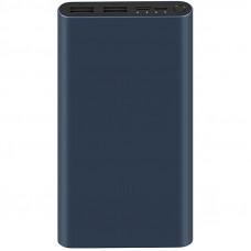 Внешний аккумулятор Xiaomi Mi Power Bank 3 2-USB (10000 mAh, темно-синий)