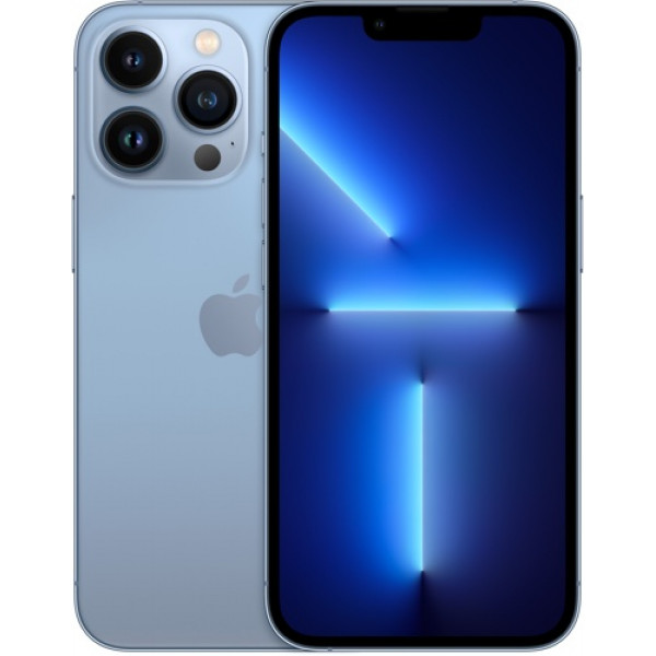 Apple iPhone 13 Pro 256GB Sierra Blue (Небесно-голубой) MLW83
