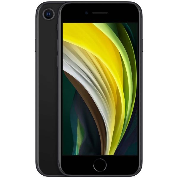 Apple iPhone SE 2020 128 ГБ Black (черный)
