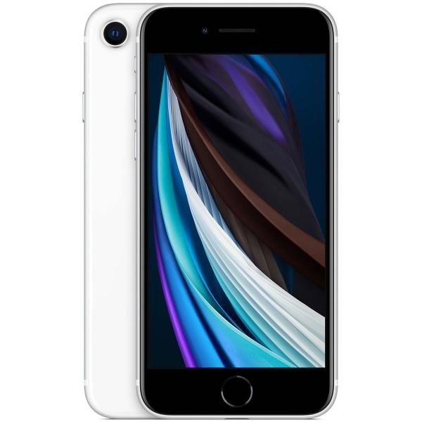 Apple iPhone SE 2020 128 ГБ White (белый)