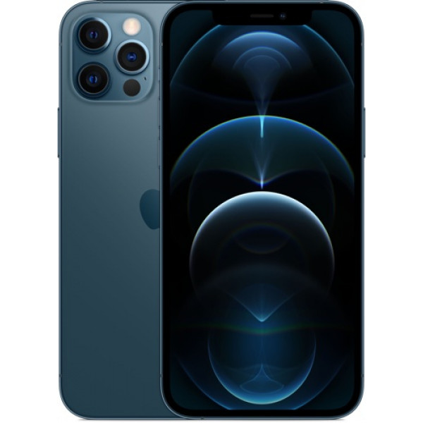 Apple iPhone 12 Pro 512GB Pacific Blue (Тихоокеанский синий)