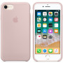 Чехол Apple для iPhone 8/7 Silicone Case Pink Sand розовый