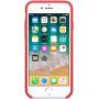 Чехол Apple Silicone Case iPhone 8/7 Red Raspberry красный