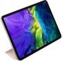 """Чехол книжка для планшета Apple Smart Folio для iPad Pro 11"""" Pink Sand розовый из эко кожи"""