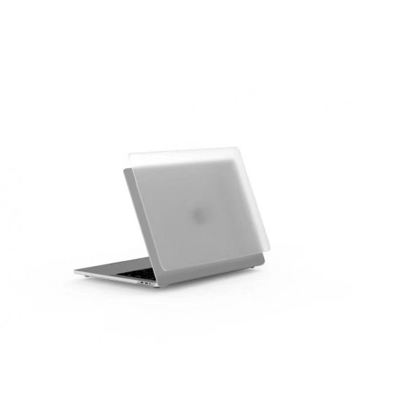 Накладка WiWU iShield Hard Shell пластиковая на MacBook 15.4 A1990/A1707 2016-2019 белая матовая