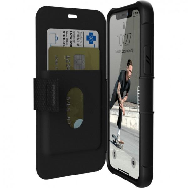Чехол UAG Metropolis Series Case для iPhone 11 Pro чёрный (Black)