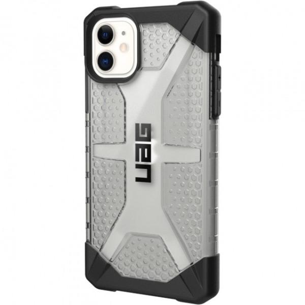 Чехол UAG Plasma Series Case для iPhone 11 прозрачный (Ice)