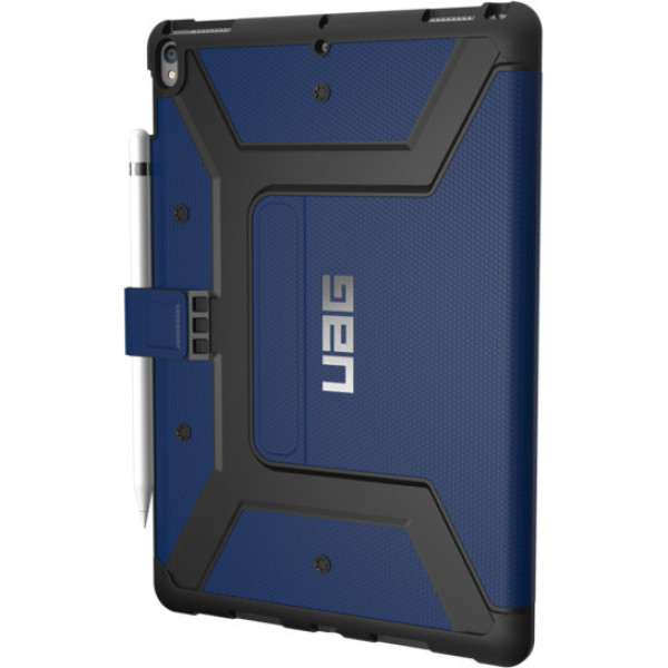 "Чехол UAG Metropolis Case Cover для Apple iPad Pro 10.5"" Air синий Cobalt"