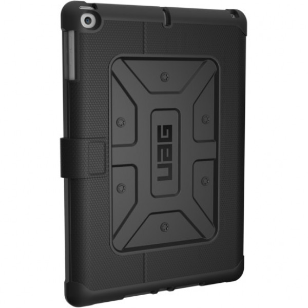 """Чехол UAG Metropolis Case для iPad 9.7"""" (2017/2018) чёрный"""