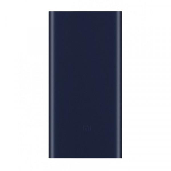 Внешний аккумулятор Xiaomi Mi Power Bank 2i 10000 mAh (синий)