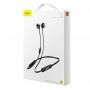 Беспроводные cтерео-наушники Baseus Encok Necklace Wireless Earphone