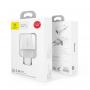 Сетевой блок питания Baseus Mini Dual-U Charger 2xUSB 2.1A