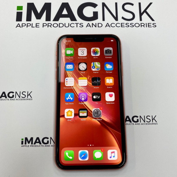 Б/У Apple iPhone XR 64GB Coral (коралловый)