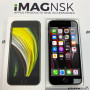 Б/У Apple iPhone SE 2020 64 ГБ Black (черный)