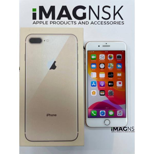 Б/У Apple iPhone 8 Plus 64GB Gold (золотой)
